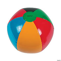 Inflatable International Games Beach Balls