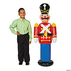 Inflatable Jumbo Toy Soldier