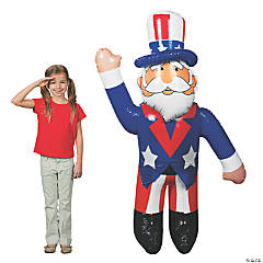 Inflatable Jumbo Uncle Sam