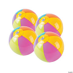 Inflatable Mini Bright Beach Balls