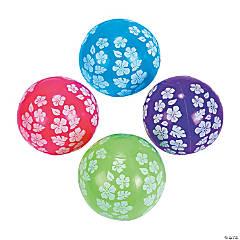 Inflatable Mini Paradise Party Beach Balls