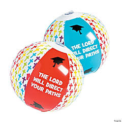 Inflatable Mini Religious Graduation Beach Balls