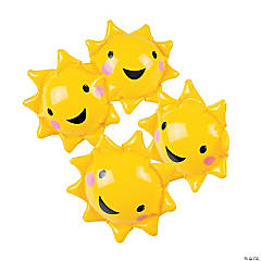 Inflatable Mini You Are My Sunshine Beach Balls