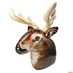 Inflatable Mounted Buck Head