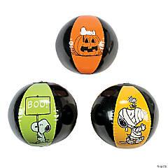 Inflatable Peanuts® Beach Balls