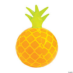 Inflatable Pineapple Beach Balls