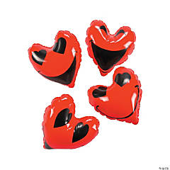 Inflatable Small Valentine Hearts