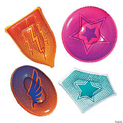 Inflatable Superhero Shields