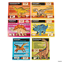 Informational Dinosaur Posters
