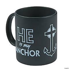 Inspirational Anchor Ceramic Mug
