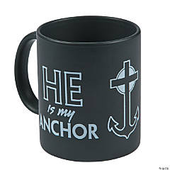 Inspirational Anchor Mug