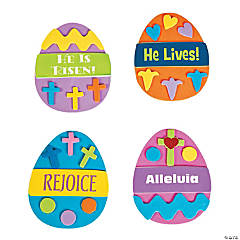 Inspirational Easter Egg Magnet Craft Kit