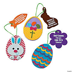 Inspirational Easter Ornaments with Card Craft Kit