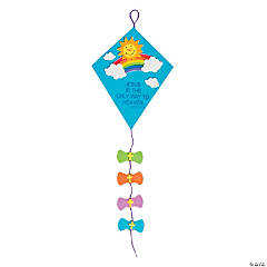 Inspirational Kite Door Sign Craft Kit