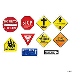 Inspirational Road Sign Wall Decorations