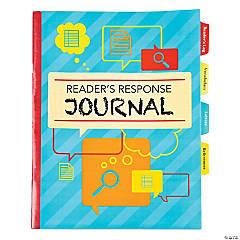 Intermediate Reader's Response Journal