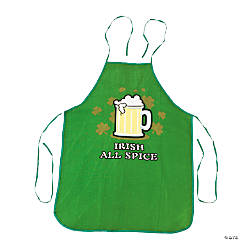 """Irish All Spice"" Apron"