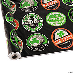 Irish Pub Table Cover Roll