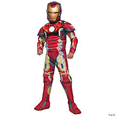 Iron Man Mark 43 Costume for Boys