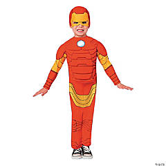 Iron Man Toddler Costume for Boys
