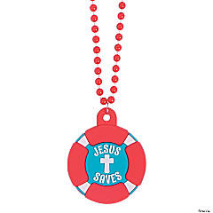 Island VBS Bead Necklaces