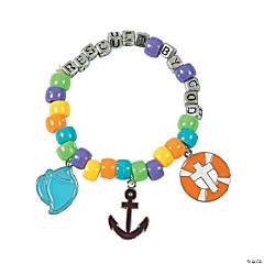 Island VBS Beaded Bracelet Craft Kit