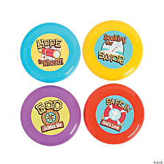 Island VBS Flying Discs