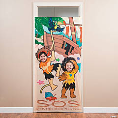Island VBS Photo Door Banner
