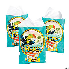Island VBS Plastic Goody Bags