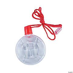 Island VBS Sand Art Bottle Necklaces