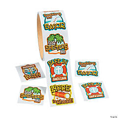 Island VBS Stickers