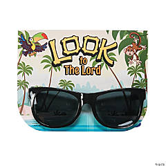 Island VBS Sunglasses with Card