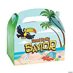 Island VBS Treat Boxes