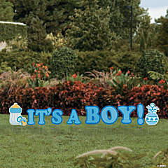 It's a Boy Yard Sign