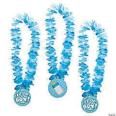 It's A Boy Leis