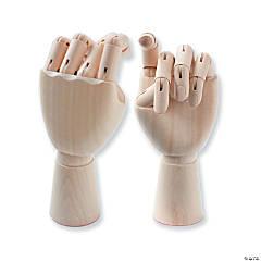 Jack Richeson Wood Manikin's Hand