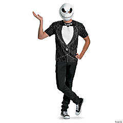 Jack Skellington Alternative Adult Men's Costume