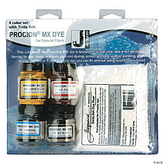 Jacquard Procion Mx Dye Set