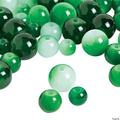 Jade Round Beads - 6mm