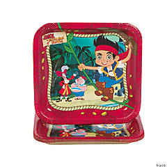 Jake & the Never Land Pirates™ Dessert Plates
