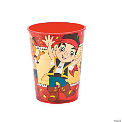 Jake & The Never Land Pirates Plastic Tumblers