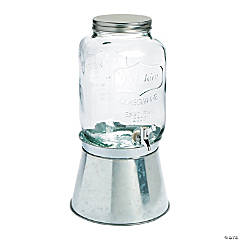 Jar Drink Dispenser