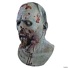 Jaw Dropping Zombie Halloween Mask for Adults