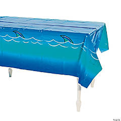 Jawsome Shark Tablecloth