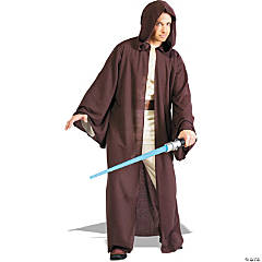 Jedi Robe Deluxe Costume for Men