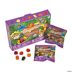 Jelly Belly<sup>&#174;</sup> Organic Fruit Snacks