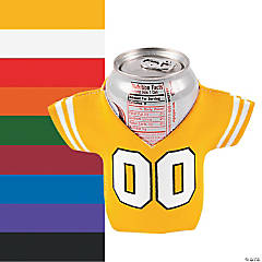 Jersey-Shaped Can Covers