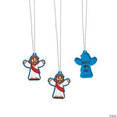 Jesus Charm Necklaces