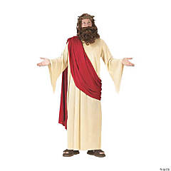 Jesus Costume with Beard