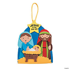 Jesus Gift Ornament Craft Kit